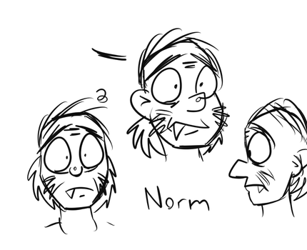 Norm - A Concept by TheDetector