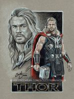 Thor 2016 by scotty309
