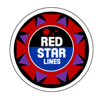 Red Star Lines Logo by Jarvisrama99