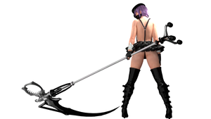 Ayane 7071 by lcmbrniftycomNWNS