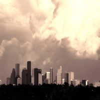 Houston Texas by foureyestock