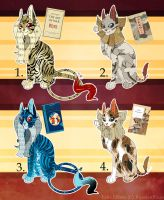 Asiatic Felis Liber Auction: CLOSED by RussianBlues