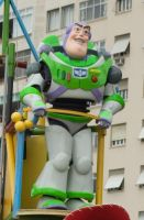 Buzz Lightyear by melissa-andrade