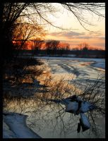 Edge of the Thaw by Handie