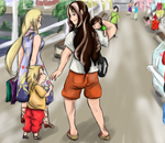 Going home by Shizuri-chan