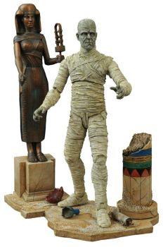 The Mummy by BLACKPLAGUE1348