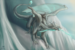 Ice Dragon by Valesse