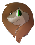 Kate headshot -commission- by 5M0GGY