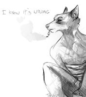 I Know Its Wrong by SkeletonJoke-tal