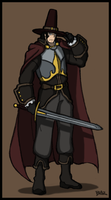 Disciples II: Witch Hunter by Blazbaros