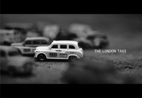 The London Taxi by julianpalapa