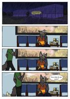 The Wait :Pg 1 by Viccinor