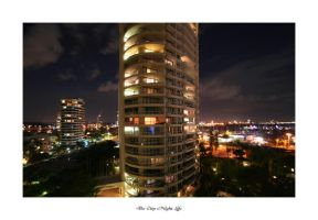 The City Night Life by m-Tuffy