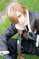 Leon S kennedy by Kobaleo