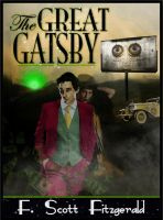 The Great Gatsby Cover by lazedward6