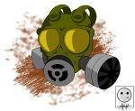 Gasmask by indifferencedesign