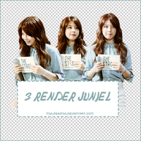 RENDER PACK | Juniel by Mylifeasnhi