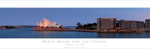 Sydney Harbour Mega Panoramic by MattLauder