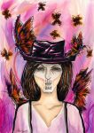 Do Butterflies Dream of Death? by PeaceMakerSama