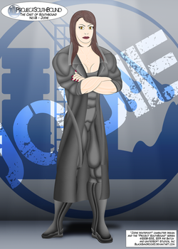 The Cast of Project SouthBound No.13 - Jodie by BlackSandrock10