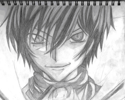 Lelouch Vi Britannia by CoolLIKEumee