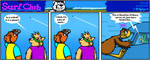 The Surf Club Comic 286 by BluebottleFlyer
