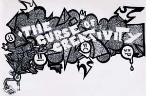 curse of creativity preview by AstokDesign