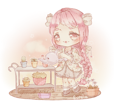 {at} Cherie by sulyia