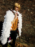 Sanji - ONE PIECE by drwarumono