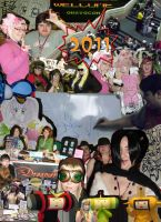 Ohayocon '11 Collage by this-is-vegapunk