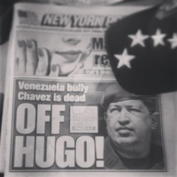 El dia que cambio Venezuela - New York Post by TheDarkAbb