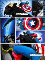 batman vs captain america pg3 by rocksilesbarcellos
