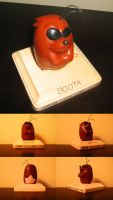 Boota Sculpture by BThomas64