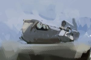 RUSHTON11: Sidecar Special by Hamsta180