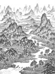 Chinese Valley by GwilymG
