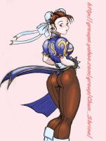 chun back by WAINART