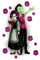 The Amazing Gast- I Mean Zim by kerenitychan