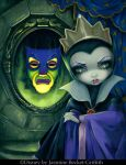 Evil Queen by jasminetoad