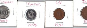 Coin Collection part 7 by juliorabbit2