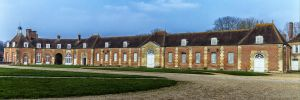 Le haras du Pin1 Orne France by hubert61