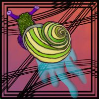 Mr Snail by TechBehr