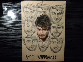 Dan Radcliffe by Williaaaaaam
