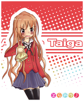 .::Taiga::. by CandyHime