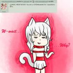 Q3: Neko for 3 questions...(?) by Ask-Hanatamago