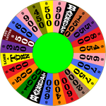 Bill McDee's Wheel of Fortune Round 4 by germanname