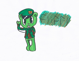 Flippy by ChicaSuperKiller