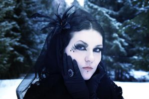 Queen of winter by mysteria-violent