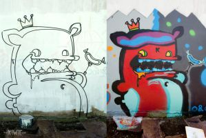 KIDZ by KIWIE-FAT-MONSTER