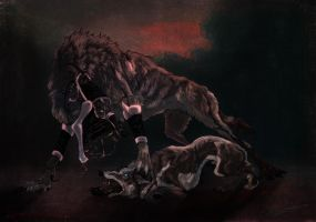 Lay your head down, child by Saranna