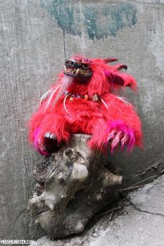 Boazar the demon doll by missmonster
